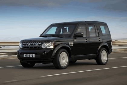 2011 Land Rover Discovery 4 Armoured 2