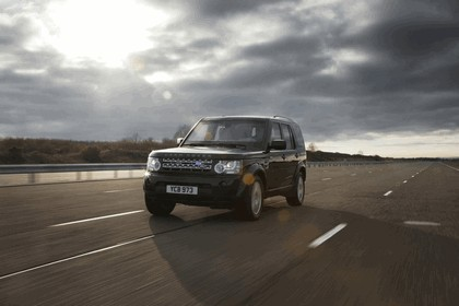 2011 Land Rover Discovery 4 Armoured 3