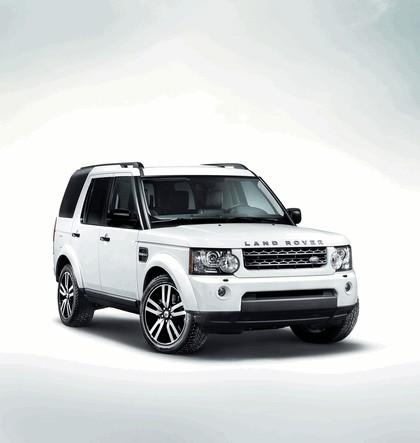 2011 Land Rover LR4 Landmark Limited Edition 1