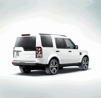 2011 Land Rover LR4 Landmark Limited Edition 2