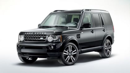 2011 Land Rover LR4 Landmark Limited Edition 9