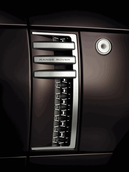 2011 Land Rover Range Rover Autobiography Ultimate Edition 2