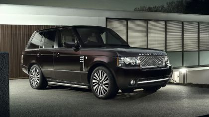 2011 Land Rover Range Rover Autobiography Ultimate Edition 7