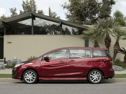 2011 Mazda 5 - USA version 3