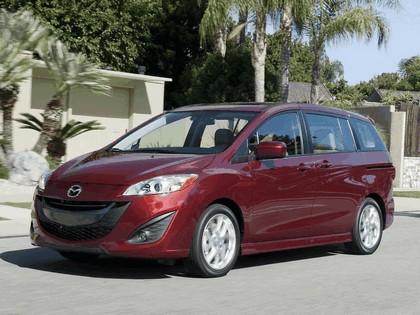 2011 Mazda 5 - USA version 9