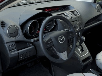 2011 Mazda 5 - USA version 23