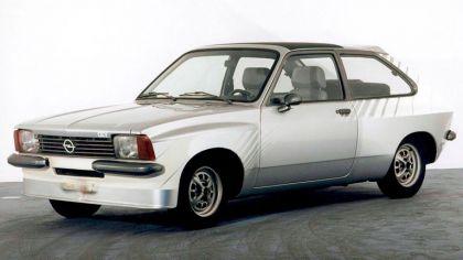 1978 Opel Kadett ( C ) City design study 1