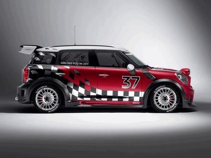 2011 Mini Countryman WRC 1