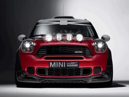 2011 Mini Countryman WRC 3
