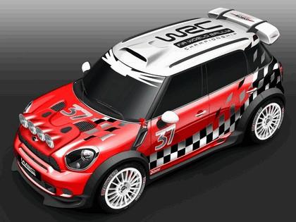 2011 Mini Countryman WRC 5