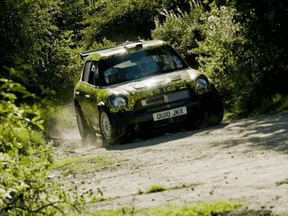 2011 Mini Countryman WRC 10