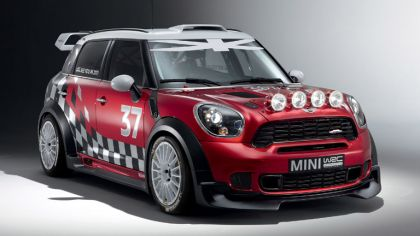 2011 Mini Countryman WRC 7