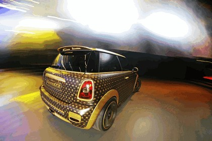 2011 Mini Cooper John Cooper Works by CoverEFX 17