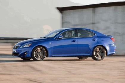 2011 Lexus IS 350 9
