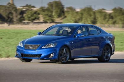 2011 Lexus IS 350 11