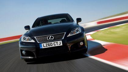 2011 Lexus IS F 8