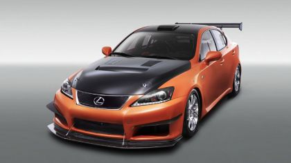 2011 Lexus IS F Club Circuit Sports Racer 9