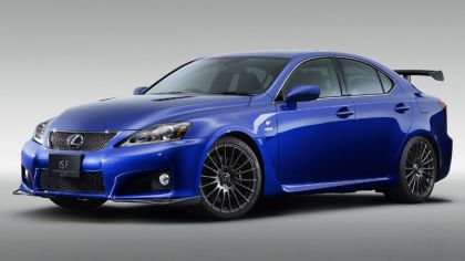2011 Lexus IS F Club Performance Accessories by TRD 1