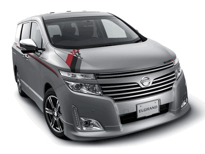 2011 Nissan Elgrand S-Tune by Nismo 1