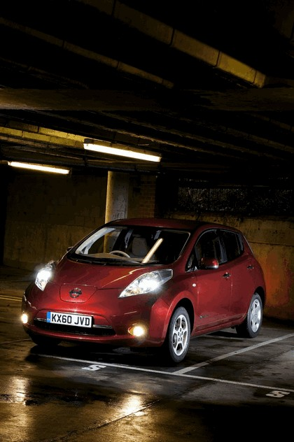 2011 Nissan Leaf - UK version 1
