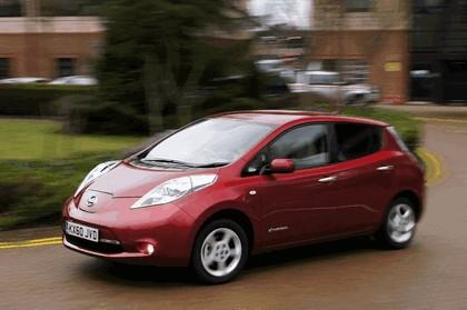 2011 Nissan Leaf - UK version 6