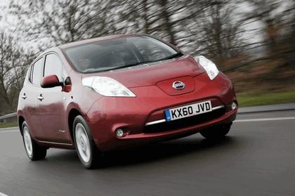 2011 Nissan Leaf - UK version 7