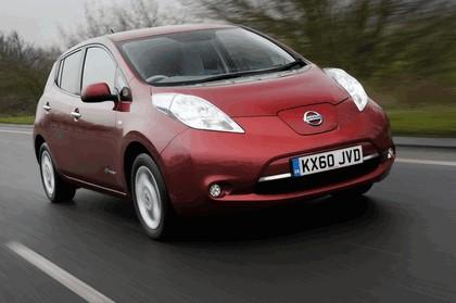 2011 Nissan Leaf - UK version 8