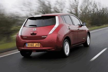 2011 Nissan Leaf - UK version 9