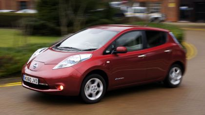 2011 Nissan Leaf - UK version 7