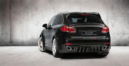 2011 Porsche Cayenne ( 958 ) by Mansory 2