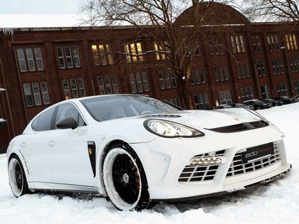 2011 Porsche Panamera Turbo by Edo Competition 1