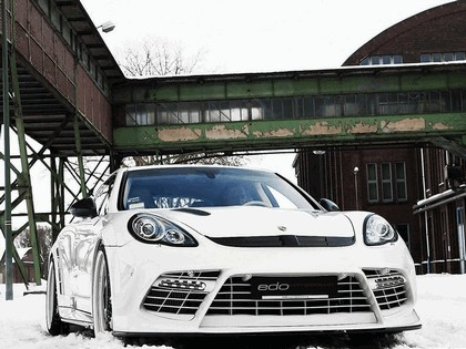 2011 Porsche Panamera Turbo by Edo Competition 3