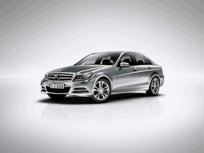 2011 Mercedes-Benz C250 CDI 1