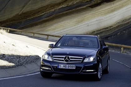 2011 Mercedes-Benz C250 CDI 8