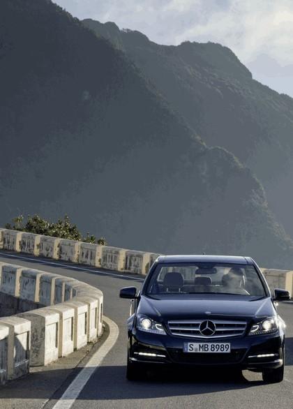 2011 Mercedes-Benz C250 CDI 21