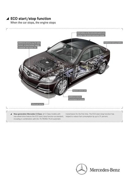 2011 Mercedes-Benz C250 CDI 47
