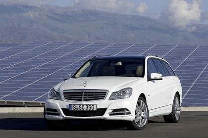 2011 Mercedes-Benz C350 CDI Station Wagon 1