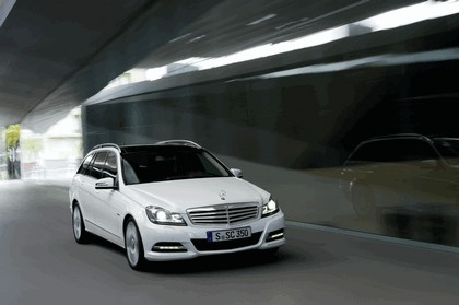 2011 Mercedes-Benz C350 CDI Station Wagon 8