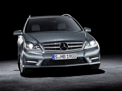 2011 Mercedes-Benz C350 CDI Station Wagon 4Matic 2