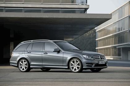 2011 Mercedes-Benz C350 CDI Station Wagon 4Matic 7