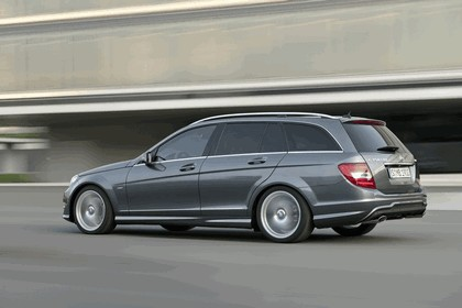 2011 Mercedes-Benz C350 CDI Station Wagon 4Matic 9