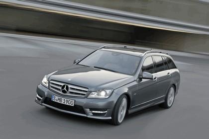 2011 Mercedes-Benz C350 CDI Station Wagon 4Matic 10