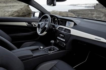2011 Mercedes-Benz C-klasse coupé 25