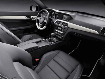 2011 Mercedes-Benz C-klasse coupé 26