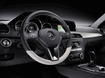 2011 Mercedes-Benz C-klasse coupé 27