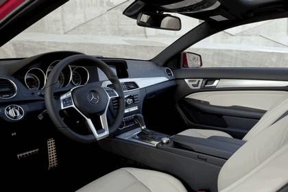 2011 Mercedes-Benz C-klasse coupé 48