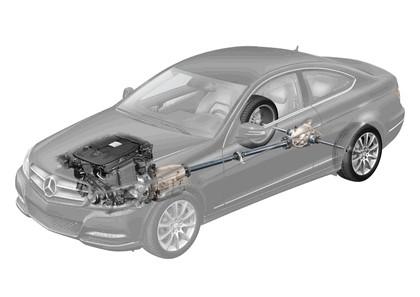 2011 Mercedes-Benz C-klasse coupé 49