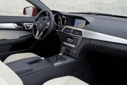 2011 Mercedes-Benz C-klasse coupé 50