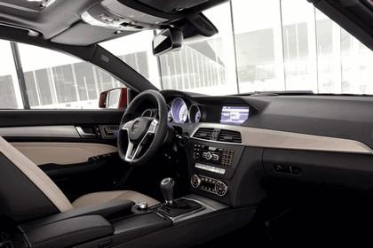 2011 Mercedes-Benz C-klasse coupé 52
