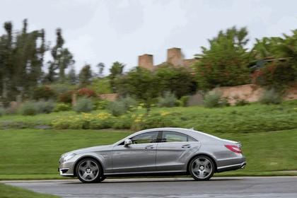 2011 Mercedes-Benz CLS63 AMG 6